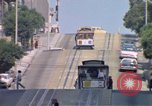 Image of Streetcars San Francisco California USA, 1985, second 2 stock footage video 65675067956