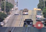 Image of Streetcars San Francisco California USA, 1985, second 3 stock footage video 65675067956