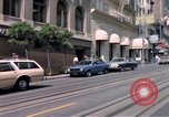 Image of Streetcars San Francisco California USA, 1985, second 3 stock footage video 65675067958
