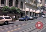 Image of Streetcars San Francisco California USA, 1985, second 7 stock footage video 65675067958