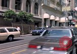 Image of Streetcars San Francisco California USA, 1985, second 8 stock footage video 65675067958