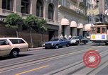 Image of Streetcars San Francisco California USA, 1985, second 10 stock footage video 65675067958