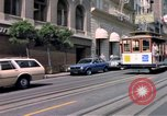Image of Streetcars San Francisco California USA, 1985, second 11 stock footage video 65675067958