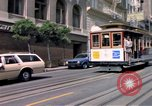 Image of Streetcars San Francisco California USA, 1985, second 12 stock footage video 65675067958