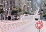 Image of Streetcars San Francisco California USA, 1985, second 2 stock footage video 65675067960