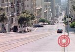 Image of Streetcars San Francisco California USA, 1985, second 3 stock footage video 65675067960