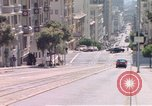 Image of Streetcars San Francisco California USA, 1985, second 5 stock footage video 65675067960