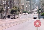 Image of Streetcars San Francisco California USA, 1985, second 6 stock footage video 65675067960