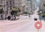 Image of Streetcars San Francisco California USA, 1985, second 7 stock footage video 65675067960