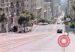Image of Streetcars San Francisco California USA, 1985, second 9 stock footage video 65675067960