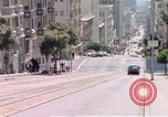 Image of Streetcars San Francisco California USA, 1985, second 10 stock footage video 65675067960