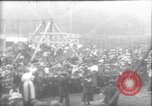 Image of a large outdoor fair United Kingdom, 1915, second 1 stock footage video 65675067969