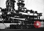 Image of SMS Emden departing on a world training cruise Wilhelmshaven Germany, 1926, second 5 stock footage video 65675067970