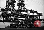 Image of SMS Emden departing on a world training cruise Wilhelmshaven Germany, 1926, second 7 stock footage video 65675067970