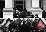 Image of American Red Cross Headquarters building dedication Washington DC USA, 1917, second 3 stock footage video 65675067971