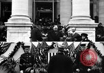 Image of American Red Cross Headquarters building dedication Washington DC USA, 1917, second 6 stock footage video 65675067971