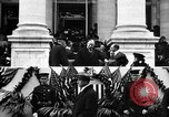Image of American Red Cross Headquarters building dedication Washington DC USA, 1917, second 7 stock footage video 65675067971