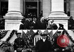 Image of American Red Cross Headquarters building dedication Washington DC USA, 1917, second 9 stock footage video 65675067971