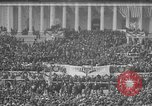 Image of Woodrow Wilson 2nd inauguration Washington DC USA, 1917, second 1 stock footage video 65675067975
