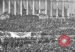 Image of Woodrow Wilson 2nd inauguration Washington DC USA, 1917, second 4 stock footage video 65675067975