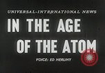 Image of Hydrogen bomb and atomic bomb radiation effects United States USA, 1954, second 2 stock footage video 65675067981