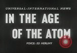 Image of Hydrogen bomb and atomic bomb radiation effects United States USA, 1954, second 3 stock footage video 65675067981