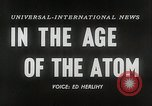 Image of Hydrogen bomb and atomic bomb radiation effects United States USA, 1954, second 4 stock footage video 65675067981