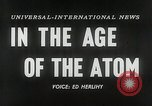 Image of Hydrogen bomb and atomic bomb radiation effects United States USA, 1954, second 5 stock footage video 65675067981