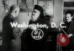 Image of Dwight David Eisenhower Washington DC USA, 1954, second 1 stock footage video 65675067983