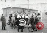 Image of refugee registration center Berlin Germany, 1954, second 1 stock footage video 65675067984