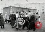 Image of refugee registration center Berlin Germany, 1954, second 2 stock footage video 65675067984