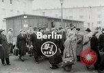 Image of refugee registration center Berlin Germany, 1954, second 3 stock footage video 65675067984