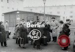 Image of refugee registration center Berlin Germany, 1954, second 4 stock footage video 65675067984