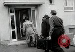 Image of refugee registration center Berlin Germany, 1954, second 9 stock footage video 65675067984