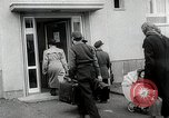 Image of refugee registration center Berlin Germany, 1954, second 10 stock footage video 65675067984