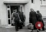 Image of refugee registration center Berlin Germany, 1954, second 11 stock footage video 65675067984