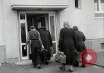 Image of refugee registration center Berlin Germany, 1954, second 12 stock footage video 65675067984