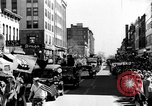 Image of Jalopies parade Decatur Illinois USA, 1943, second 12 stock footage video 65675067990