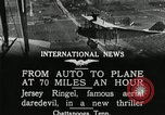 Image of Jersey Ringel Chattanooga Tennessee USA, 1921, second 2 stock footage video 65675067998