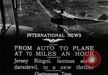 Image of Jersey Ringel Chattanooga Tennessee USA, 1921, second 7 stock footage video 65675067998