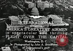 Image of aircraft in formation Washington DC USA, 1921, second 8 stock footage video 65675068001
