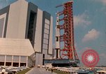 Image of Project Gemini activities at Kennedy Space Center Cape Canaveral Florida USA, 1966, second 4 stock footage video 65675068008