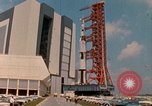 Image of Project Gemini activities at Kennedy Space Center Cape Canaveral Florida USA, 1966, second 5 stock footage video 65675068008