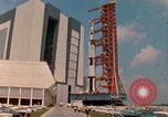 Image of Project Gemini activities at Kennedy Space Center Cape Canaveral Florida USA, 1966, second 7 stock footage video 65675068008
