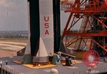 Image of Project Gemini activities at Kennedy Space Center Cape Canaveral Florida USA, 1966, second 12 stock footage video 65675068008