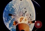 Image of Project Gemini spacecraft in orbit United States USA, 1965, second 9 stock footage video 65675068010