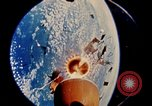 Image of Project Gemini spacecraft in orbit United States USA, 1965, second 10 stock footage video 65675068010