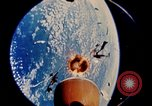 Image of Project Gemini spacecraft in orbit United States USA, 1965, second 11 stock footage video 65675068010