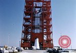 Image of Apollo 204 Florida United States USA, 1967, second 4 stock footage video 65675068031