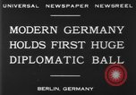 Image of ball dance Berlin Germany, 1930, second 3 stock footage video 65675068044